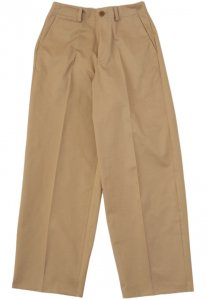 UNION LAUNCH ユニオンランチ Chino Wide Pants GOLD