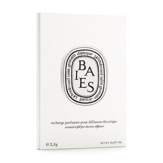 diptyque 電動ディフューザー リフィル BAIES(ベス/カシスの葉&ブルガリアローズ)