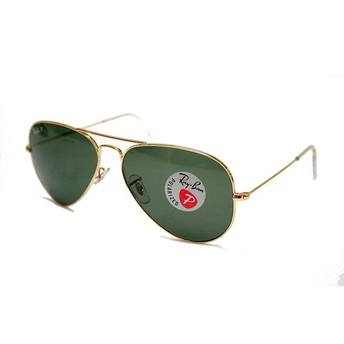 Ray Ban レイバン 偏光サングラス アビエイター ORB3025 1