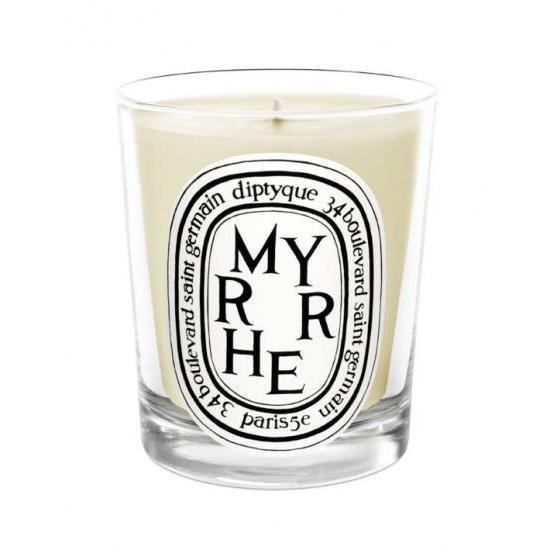 diptyque キャンドル MYRRHE(ミルラ/教会の香り)