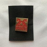 ロシアヴィンテージ ピンバッジ(USSR製)【C】