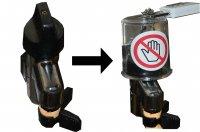 ガスの元栓(もとせん)用鍵ロック ● ガス栓(せん)さわれま栓(せん)●3桁ダイヤル鍵ロックセット