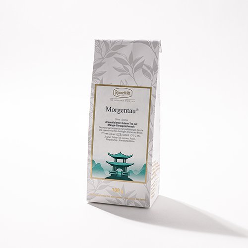 MORGENTAU<br>モルゲンタオ<br>BASE CHINESE GREEN TEA