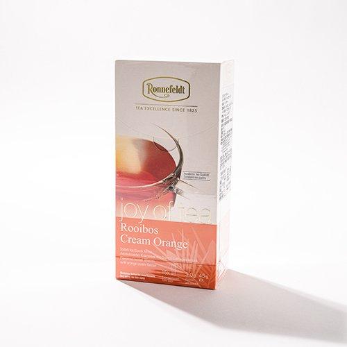 【ジョイオブティー】<br>ルイボスクリームオレンジ<br>
