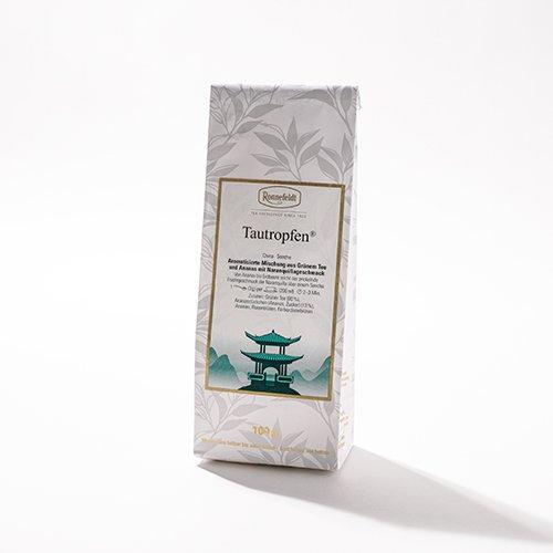 TAUTROPFEN<br>ドゥードロップ<br>BASE CHINESE GREEN TEA