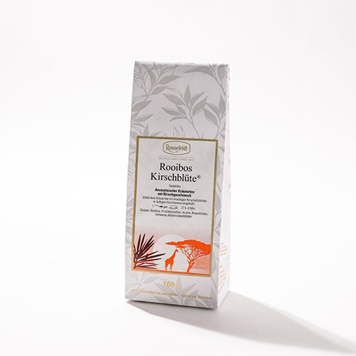 ROOIBOS KIRSCHBLUTE<br>ルイボスチェリー<br>BASE ROOIBOS