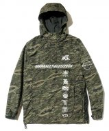 <img class='new_mark_img1' src='https://img.shop-pro.jp/img/new/icons24.gif' style='border:none;display:inline;margin:0px;padding:0px;width:auto;' />-BackChannel-NYLON 3LAYER ANORAK(GHOSTLION CAMO)