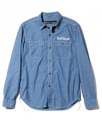 <img class='new_mark_img1' src='https://img.shop-pro.jp/img/new/icons24.gif' style='border:none;display:inline;margin:0px;padding:0px;width:auto;' />=-BackChannel-WORK SHIRT