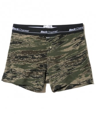 =-BackChannel-THERMAL BOXER UNDERWEAR