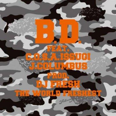 -B.D.- THE TONITE 10 [10