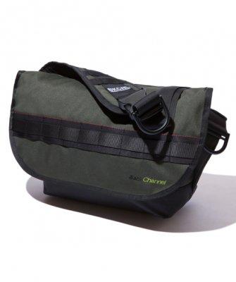 =-BackChannel-BackChannel × BULLET CORDURA MESSENGER BAG