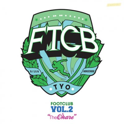-FOOT CLUB (DJ HIGHSCHOOL+DJ BISON)-VOL.2 The O'hare [MIX CD]