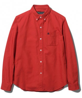 =-BackChannel-OX B.D. SHIRT(18SS)