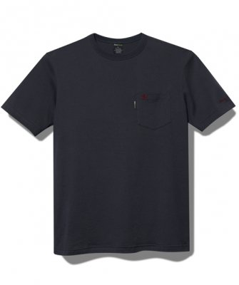 =-BackChannel-COMFORT FIT POCKET T(18SS)
