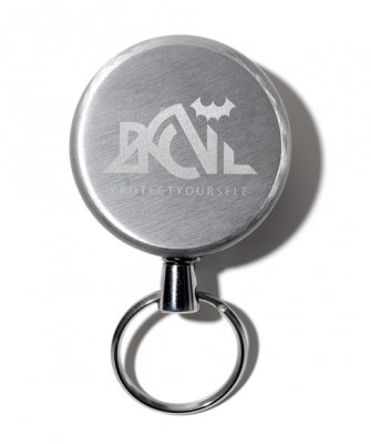 =-BackChannel-REEL KEY HOLDER(18SS)