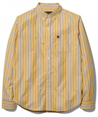 -BackChannel-COOLMAX® STRIPE SHIRT(18SS)