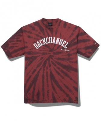 =-BackChannel-TIE DYE T