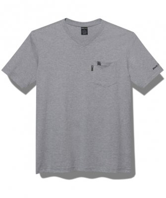 =-BackChannel-COMFORT FIT V NECK T