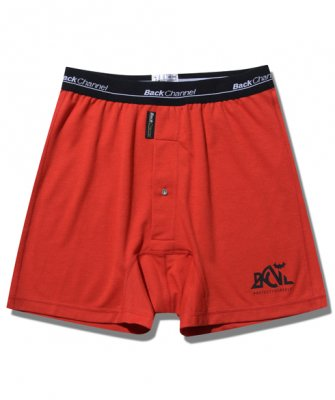 =-BackChannel-OUTDOOR LOGO UNDERWEAR