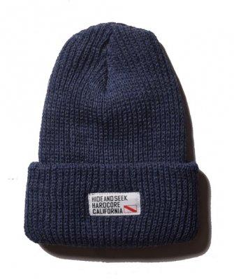 -Hide&Seek-TAG Knit CAP (18ss)