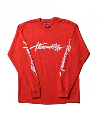=-Hide&Seek- Brush L/S Tee