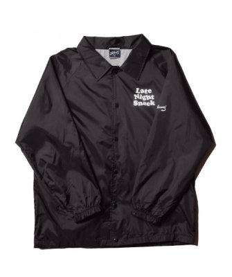-PRILLMAL-STAY FLY !!! : NYLON COACH JACKET
