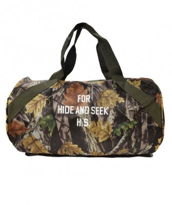 =-Hide&Seek-for HS CAMO DUFFLE (Small Duffel)
