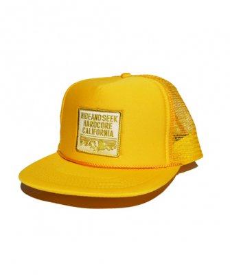-Hide&Seek-HARD CORE CAL Mesh CAP(18ss)