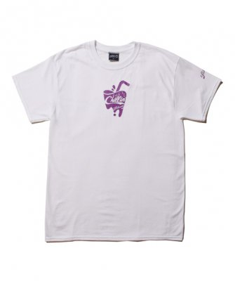 -PRILLMAL-WHITE COOLIN` !!! : S/S T-SHIRTS