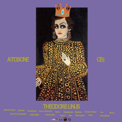 - ATOSONE &CE$ - THEODORE LINUS (MIX CD)