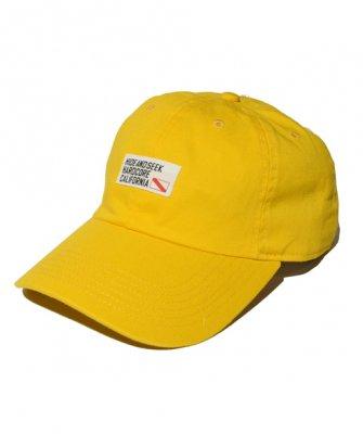 -Hide&Seek- TAG CAP(18aw)