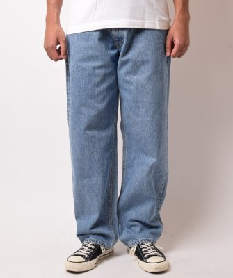 -BackChannel-USED BAGGY DENIM