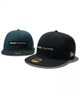 -BackChannel-BACK CHANNEL × New Era® 59FIFTY® CAP
