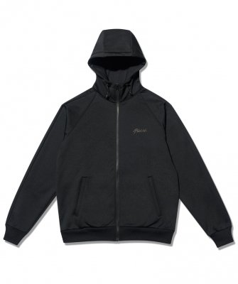 -BackChannel-JERSEY FULL ZIP PARKA