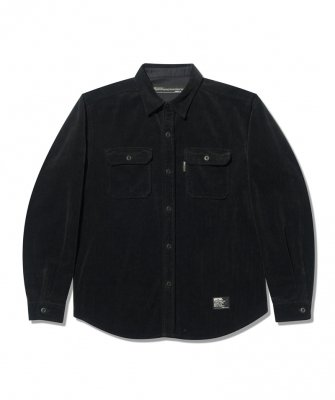-BackChannel-CORDUROY SHIRT