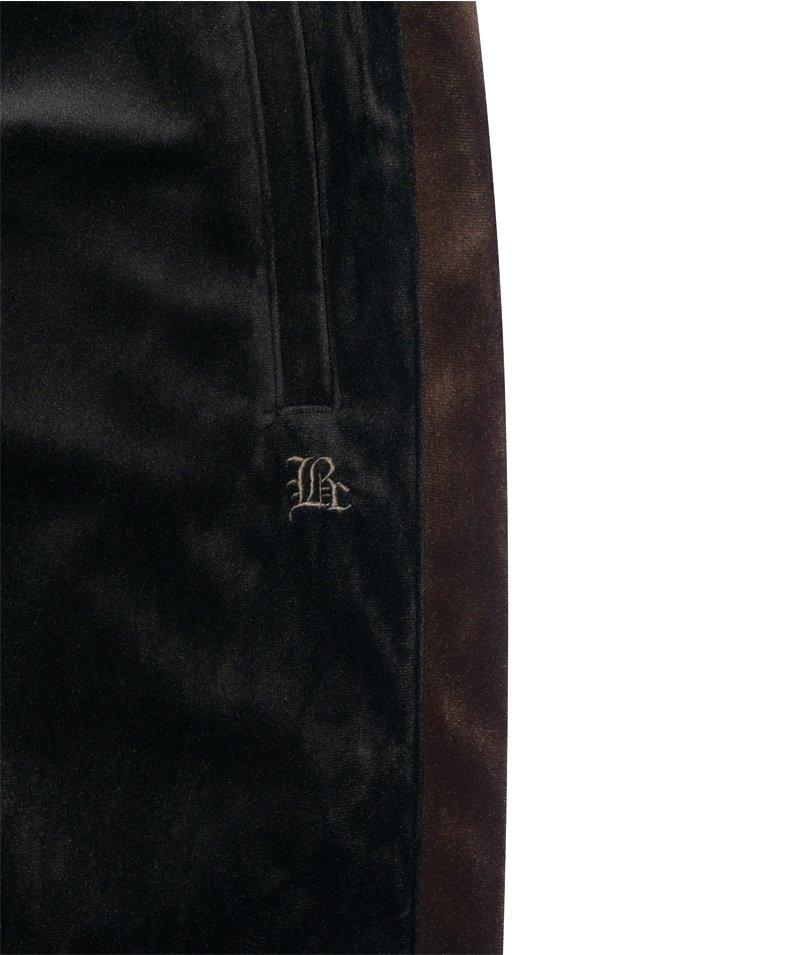 -BackChannel-VELOUR TRACK PANTS