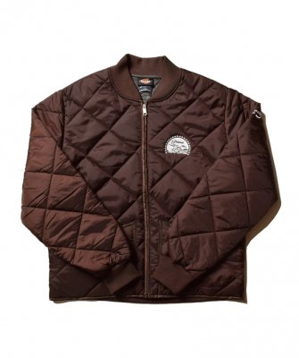 -PRILLMAL-WIRE NET !! : NYLON QUILTED JACKET