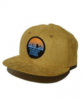 -Hide&Seek-Suede CAP