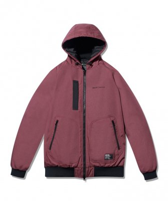 -BackChannel-CORDURA NYLON HOODED JACKET