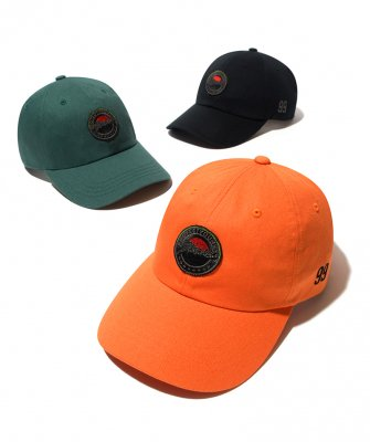 -BackChannel-COTTON TWILL CAP (18FW)