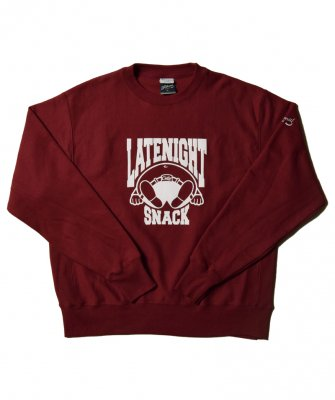 -PRILLMAL-Late Night Snack!! : CREW NECK SWEAT