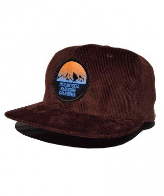 -Hide&Seek-Mountain Cord CAP