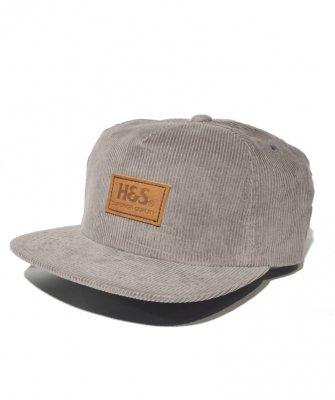 -Hide&Seek-Cord Trucker CAP