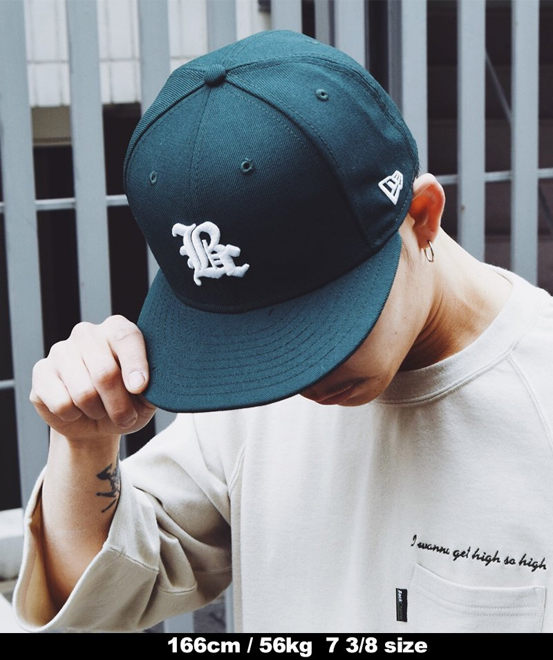 -Back Channel-Back Channel × New Era®︎ 59FIFTY®︎ CAP