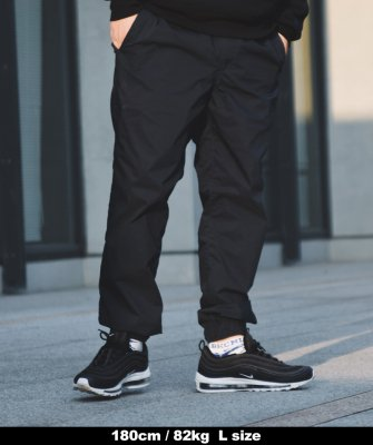 <img class='new_mark_img1' src='https://img.shop-pro.jp/img/new/icons14.gif' style='border:none;display:inline;margin:0px;padding:0px;width:auto;' />-Back Channel-COOLMAX STRETCH JOGGER PANTS