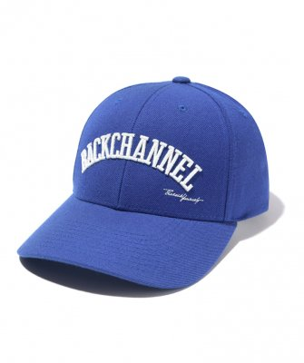 -Back Channel-COLLEGE LOGO SNAP BACK (19SS)