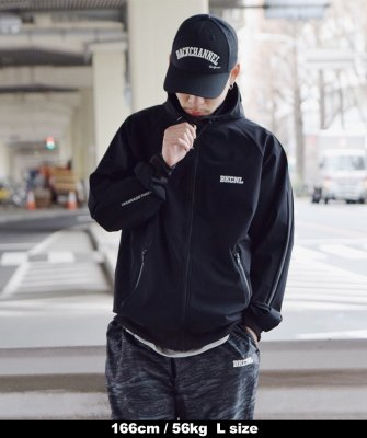 -Back Channel-COOL TOUCH ZIP PARKA