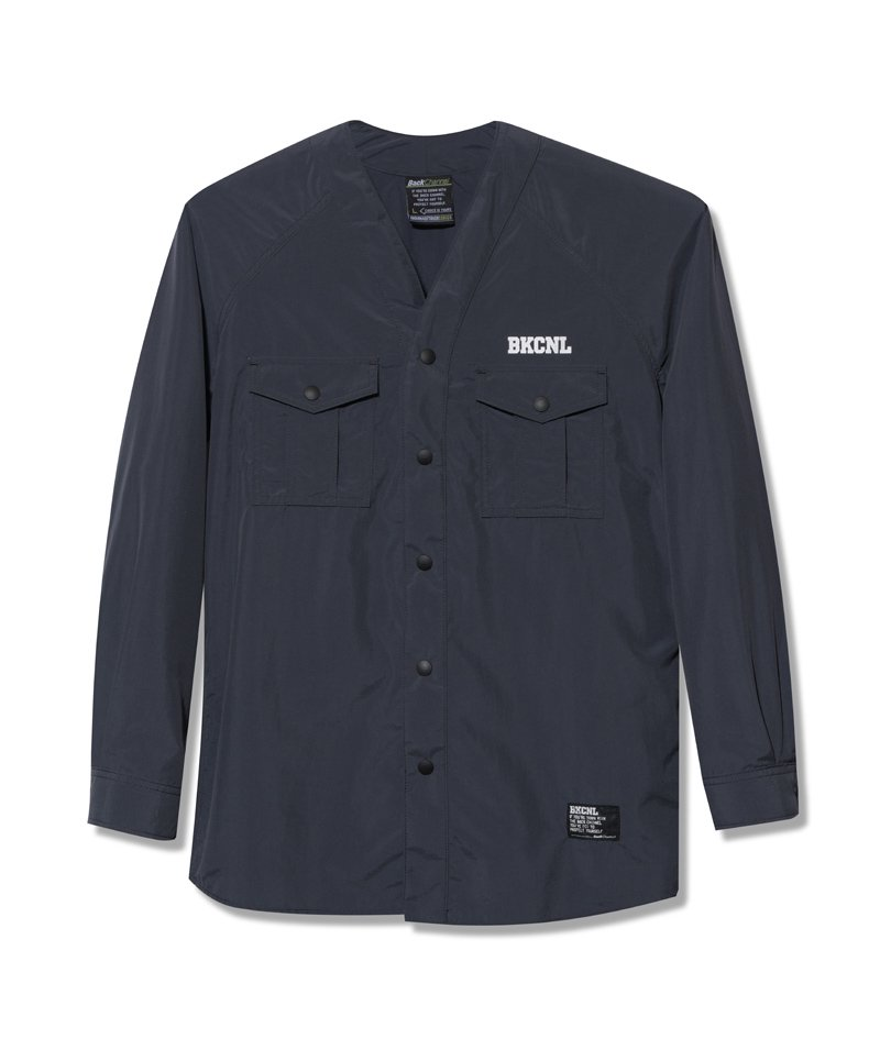 -Back Channel-NYLON SCOUT SHIRT