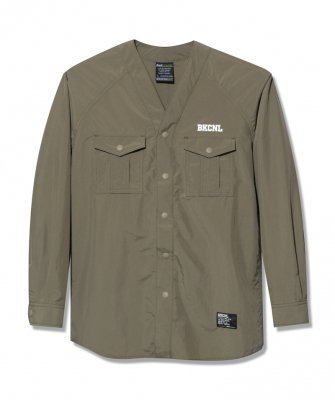 <img class='new_mark_img1' src='https://img.shop-pro.jp/img/new/icons24.gif' style='border:none;display:inline;margin:0px;padding:0px;width:auto;' />-Back Channel-NYLON SCOUT SHIRT