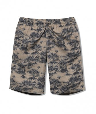 -BackChannel-SWAMP EASY SHORTS